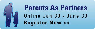 Parents As Partners Online
