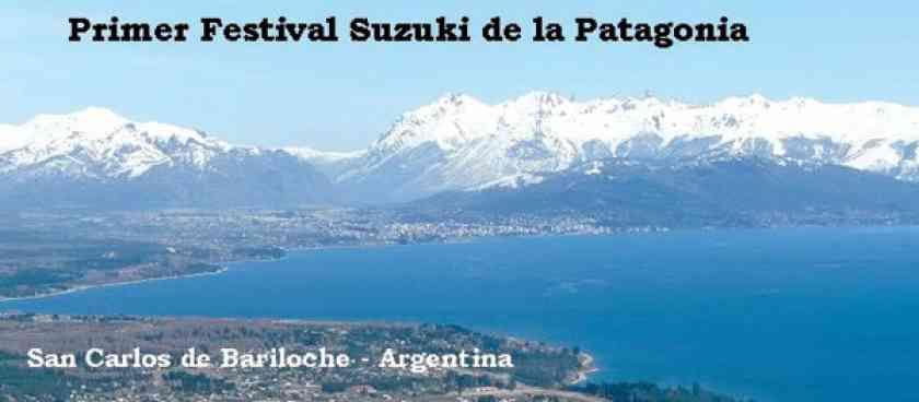 Primer festival Suzuki de la Patagonia