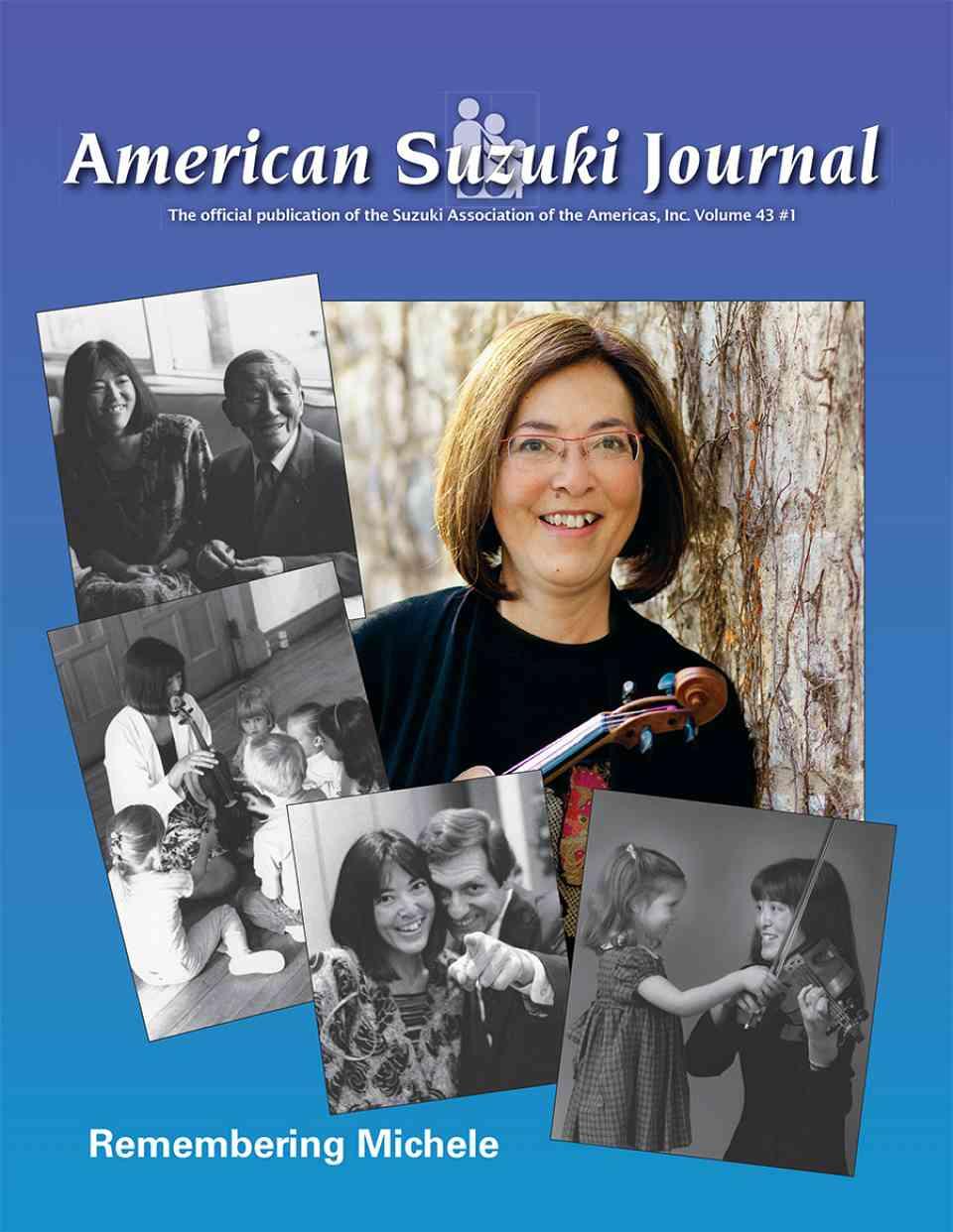 American Suzuki Journal 43.1