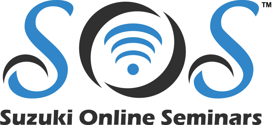Suzuki Online Seminars—Logo