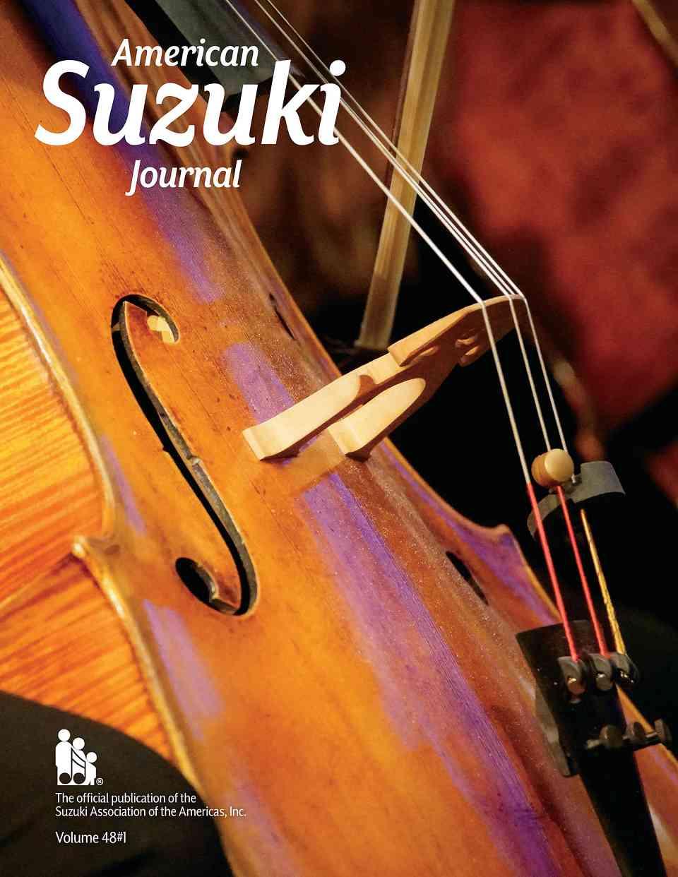 American Suzuki Journal 48.1