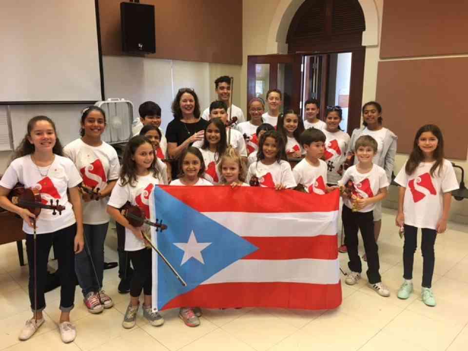 2018 Asociación Suzuki de Violin de Puerto Rico Workshop
