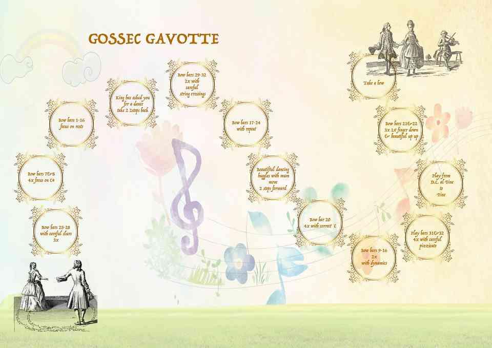 Gossec Gavotte