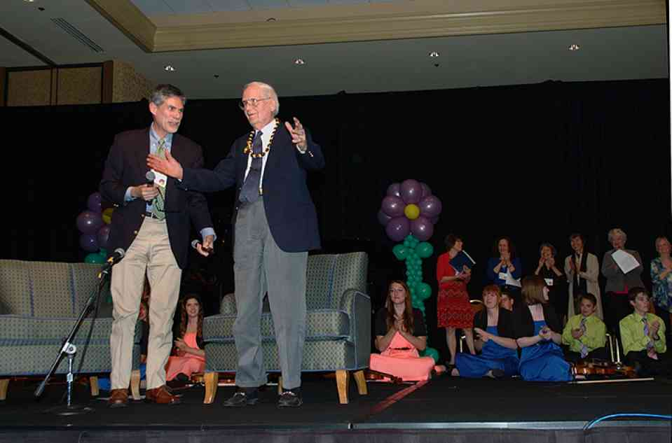 Bill Starr and Allen Lieb