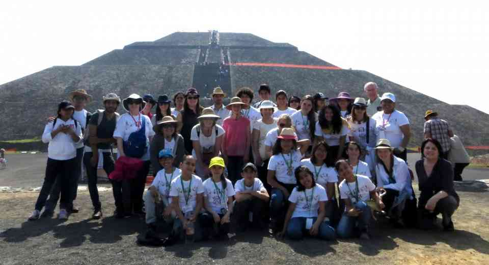 Voice Teotihuacan