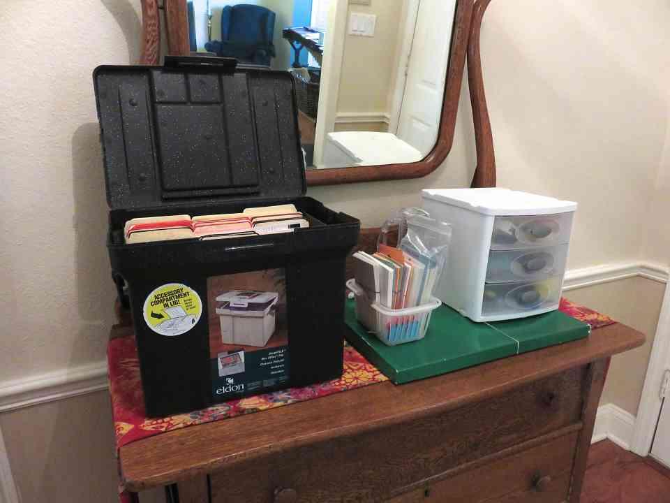 Studio Files and storage