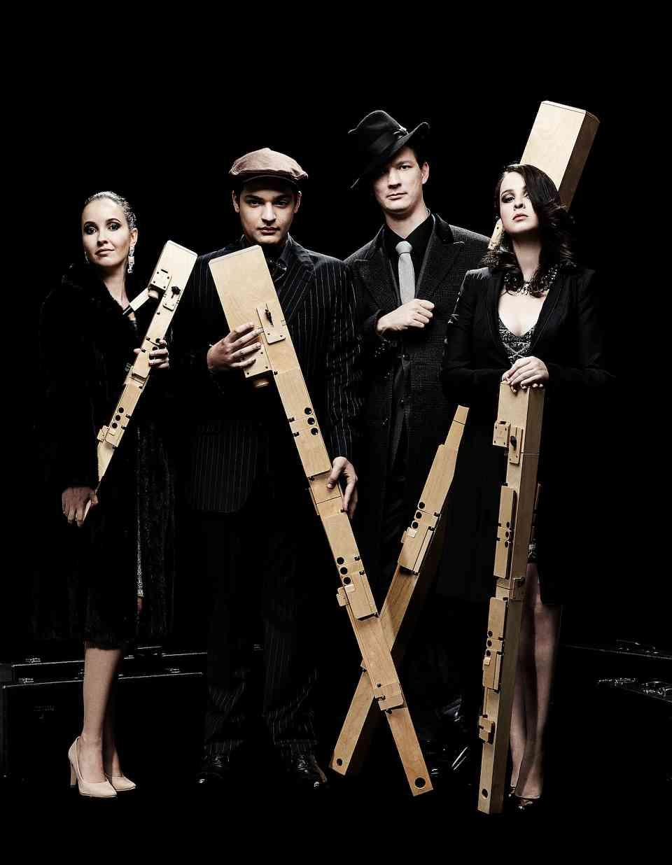 Quinta Essentia Quartet