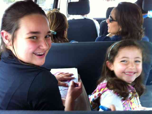 Ximena and Maria fly to Costa Rica
