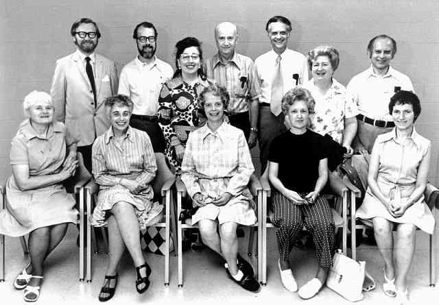 1973 SAA Board of Directors