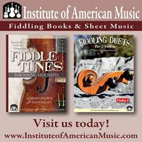 Advertisement: Institute of American Music