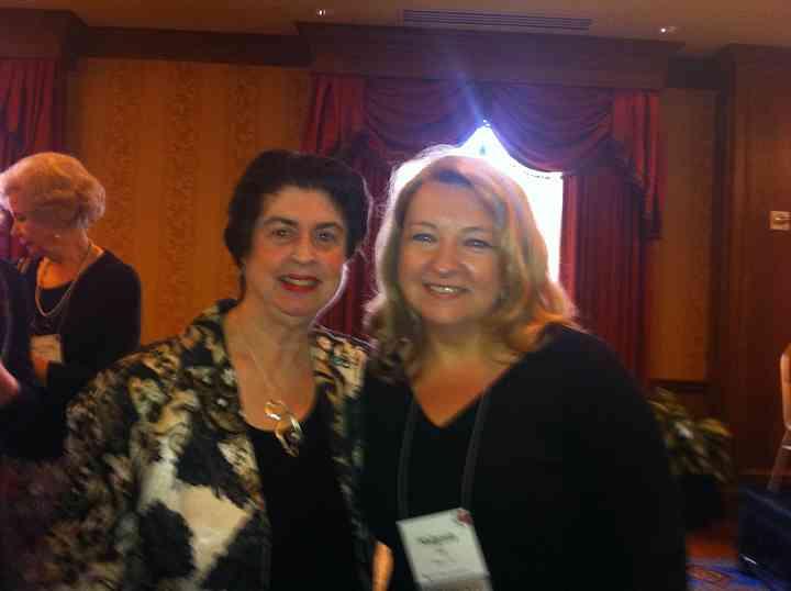 Ann Schein and Malgosia Lis