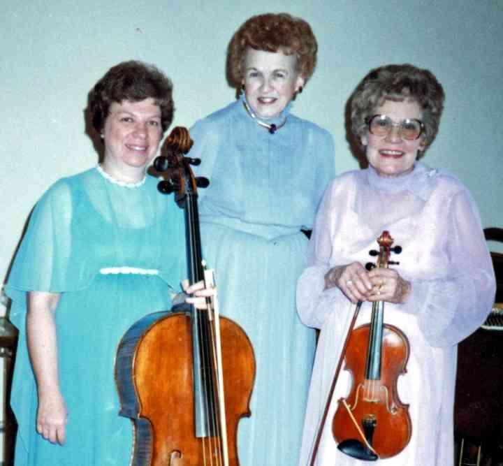 Chanterelle Trio