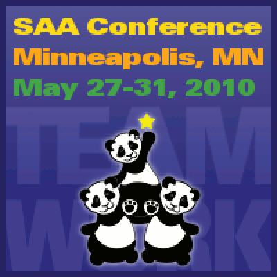 Conference 2010 email newsletter ad