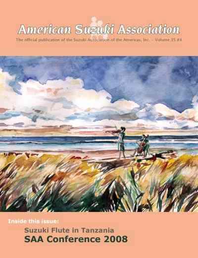 American Suzuki Journal volume 35.4