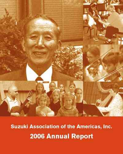 2006 SAA Annual Report