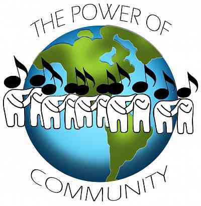 Power of Community Globe