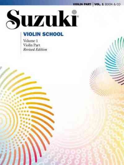 Violin Book 1, Revised