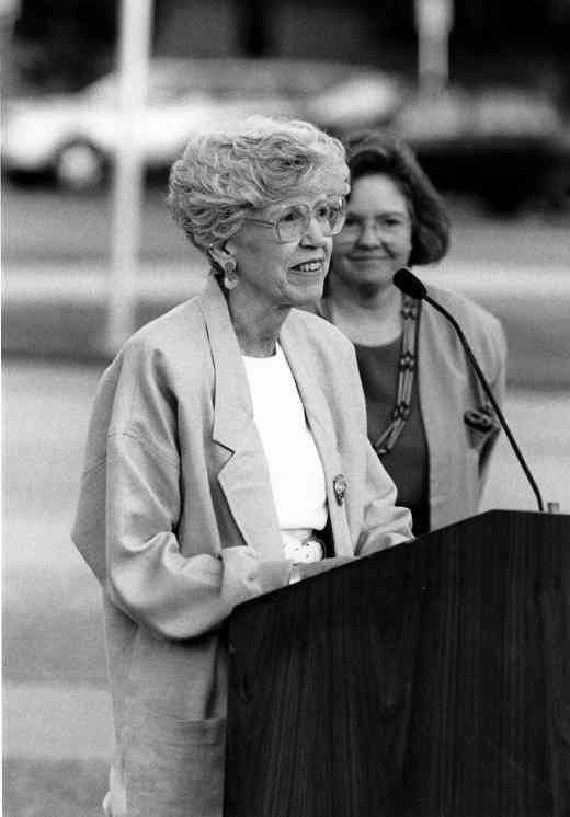 Nell Novak, August 1993