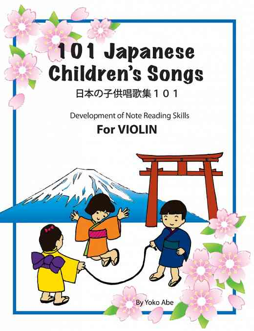 101 Japanese Children's Songs