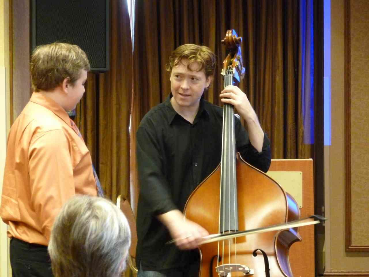Nicholas Walker Bass Master Class