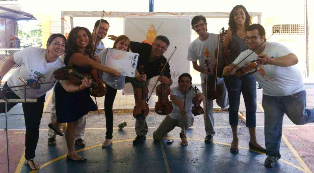 Violin Unit 4 teachers in Puerto Rico