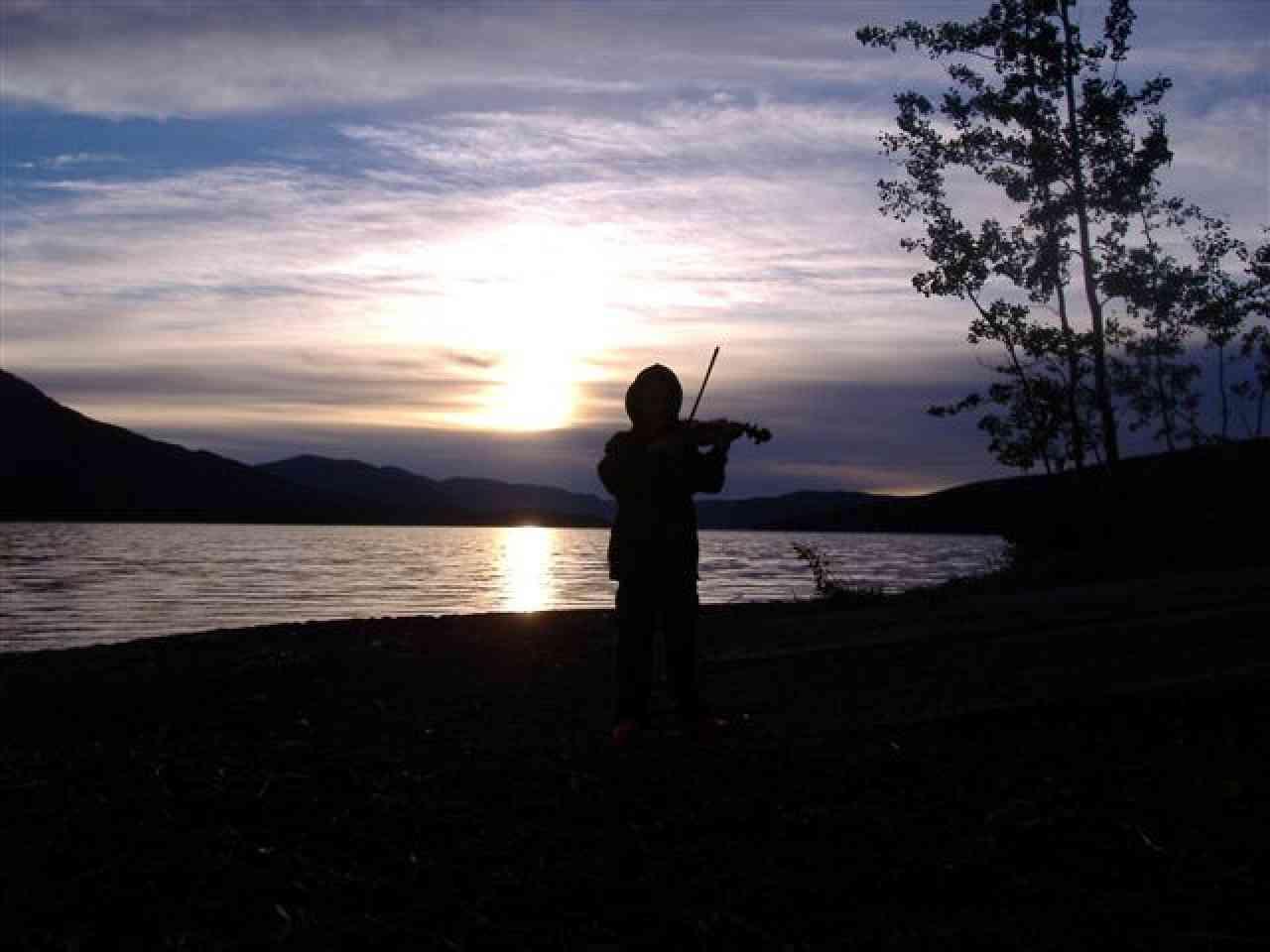 Student of the Suzuki Strings Association of the Yukon