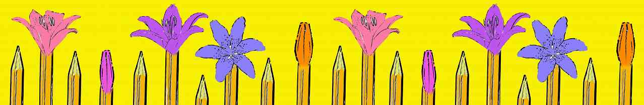 Student Writing Contest Flowers