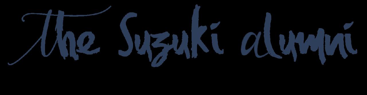 Suzuki Alumni Project Logo