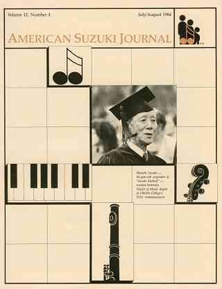 American Suzuki Journal 12.4