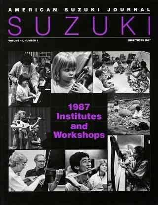 American Suzuki Journal 15.1