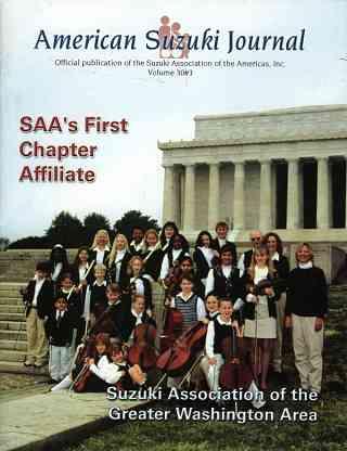 American Suzuki Journal 30.3