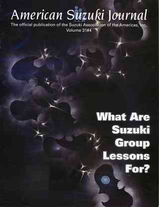 American Suzuki Journal 31.4
