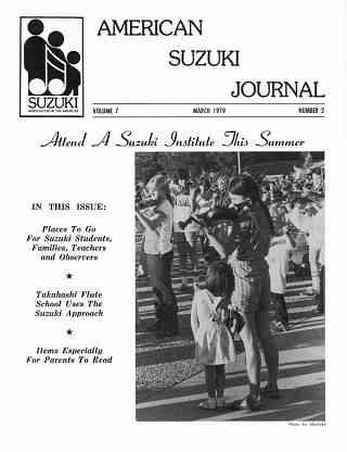 American Suzuki Journal 7.2