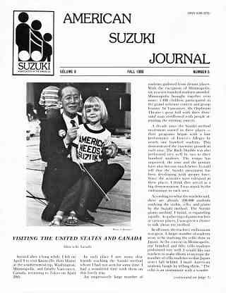 American Suzuki Journal 8.5