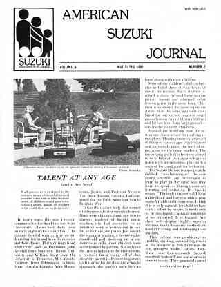 American Suzuki Journal 9.2