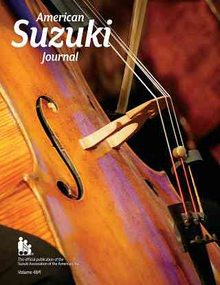 American Suzuki Journal 48.1