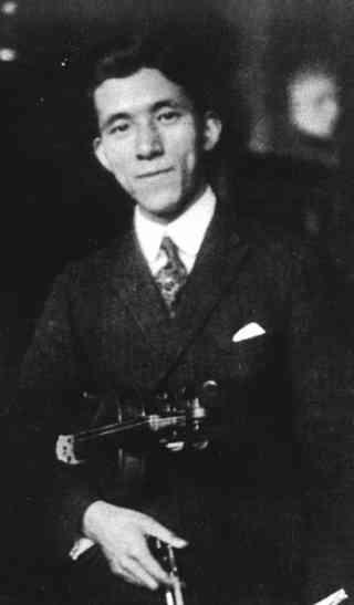 Young Shinichi Suzuki