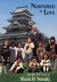 Nurtured By Love DVD